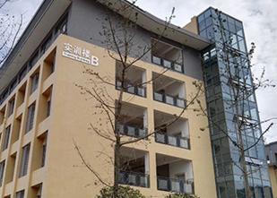 四川护理职业学院校园环境